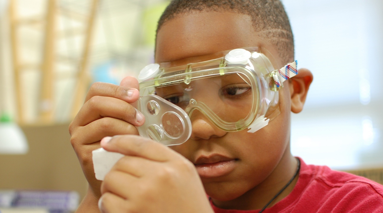 What do students do in an NGSS classroom?