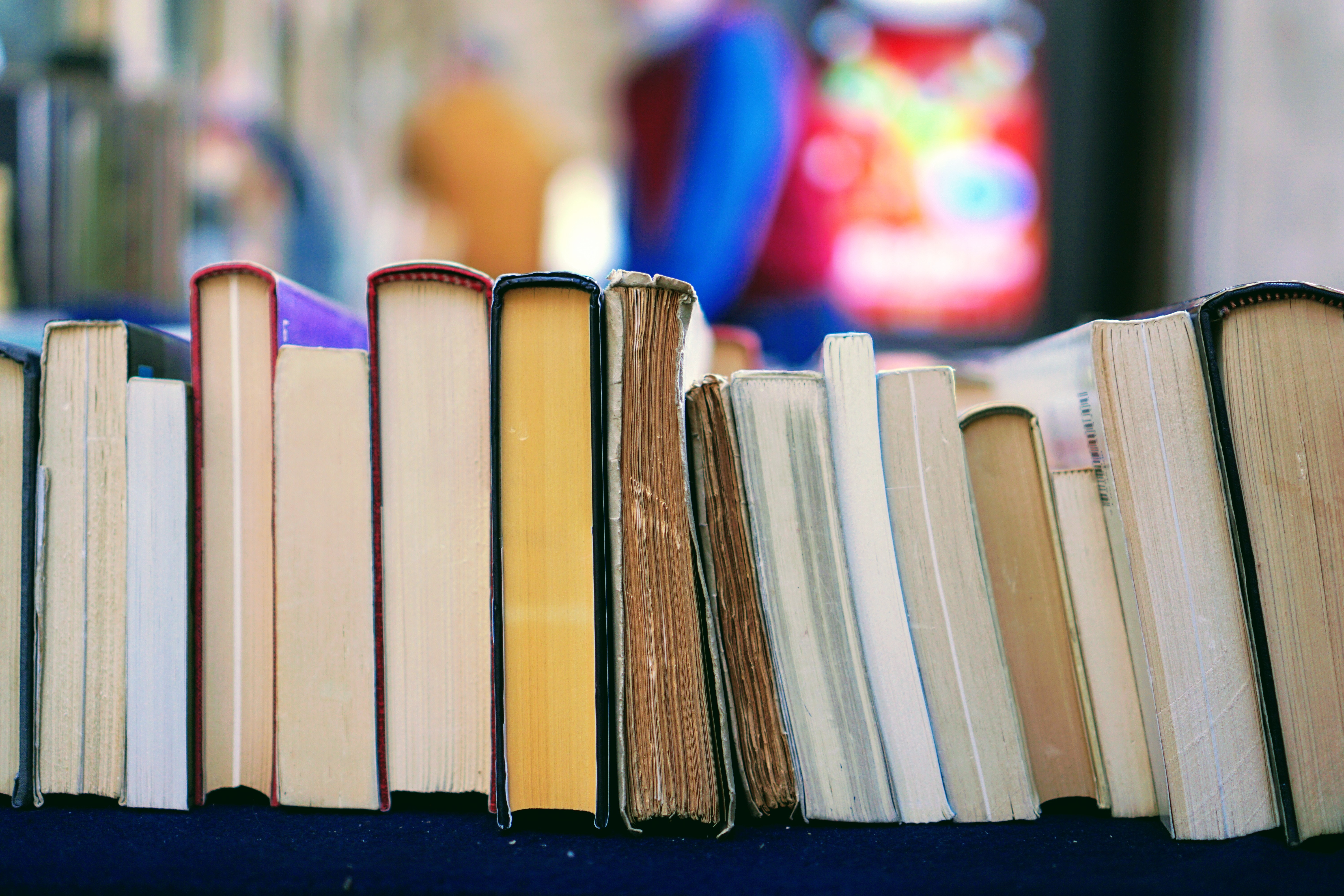 By Teachers, For Teachers: A Summer Reading List